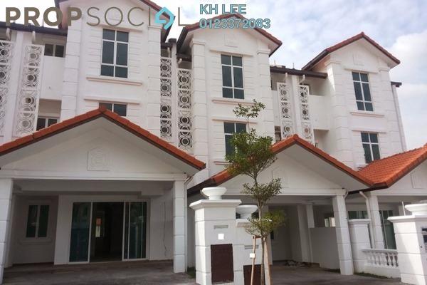 For Rent Terrace at Anjung Sari, Setia Alam Freehold Semi Furnished 6R/5B 1.9k
