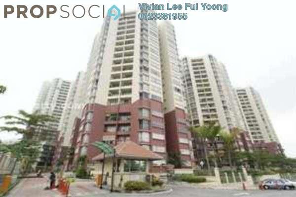 For Rent Condominium at Villa Wangsamas, Wangsa Maju Freehold Semi Furnished 4R/2B 2k