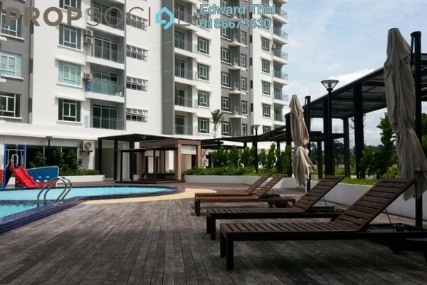For Sale Condominium at Springville Residence, Equine Park Leasehold Semi Furnished 3R/2B 499k