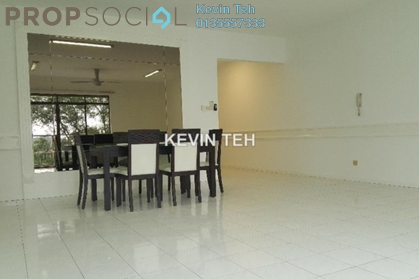 For Rent Condominium at Cascadium, Bangsar Freehold Semi Furnished 2R/2B 3k