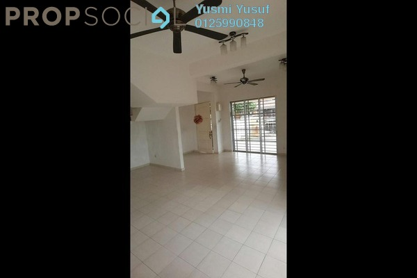 For Rent Terrace at Taman Puncak Saujana, Kajang Freehold Unfurnished 4R/3B 1.3k
