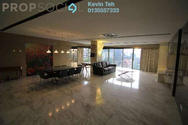 For Sale Condominium at The Loft, Bangsar Freehold Fully Furnished 4R/4B 2.88m