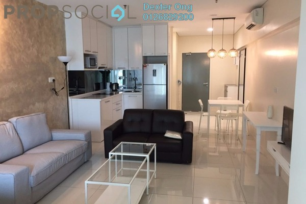 For Rent Condominium at Summer Suites, KLCC Leasehold Fully Furnished 0R/1B 2.5k