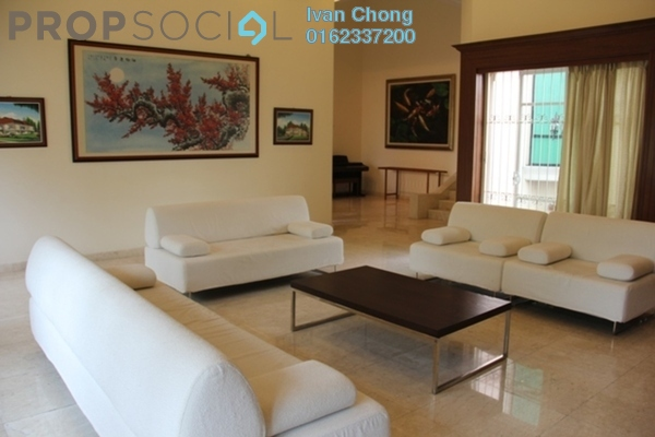 For Sale Bungalow at Mines Resort City, Seri Kembangan Leasehold Semi Furnished 7R/6B 5.8m