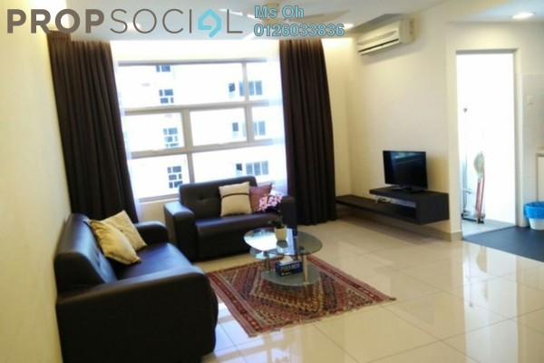For Rent Serviced Residence at The Domain, Cyberjaya Freehold Fully Furnished 2R/2B 1.5k