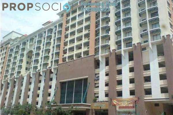For Rent Condominium at 10 Semantan, Damansara Heights Leasehold Fully Furnished 1R/1B 1.6k