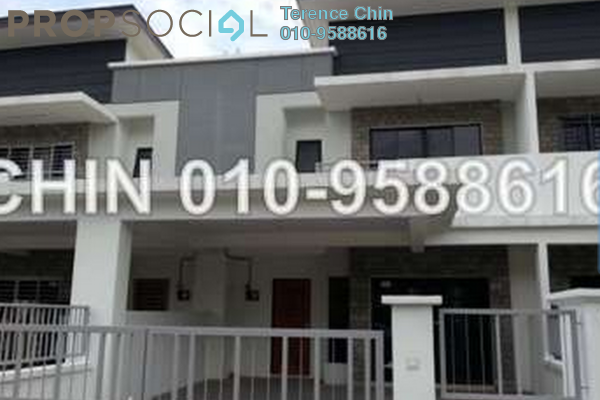 For Rent Terrace at Bandar Saujana Utama, Sungai Buloh Leasehold Unfurnished 4R/3B 1.2k