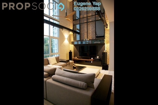 For Sale Condominium at Sunway Vivaldi, Mont Kiara Freehold Fully Furnished 4R/5B 3.25m