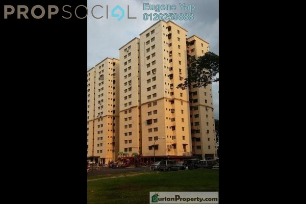 For Sale Apartment at Permata Fadason, Kepong Leasehold Unfurnished 3R/2B 150k