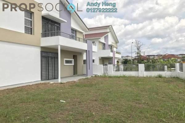 For Rent Terrace at Taman Ehsan Jaya, Johor Bahru Freehold Semi Furnished 4R/3B 1.8k