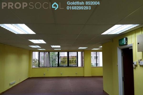 For Rent Office at Glomac Business Centre, Kelana Jaya Freehold Semi Furnished 0R/0B 2k