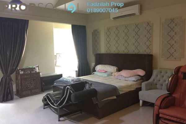 For Sale Terrace at Taman Sri Putra, Sungai Buloh Freehold Semi Furnished 5R/5B 700k