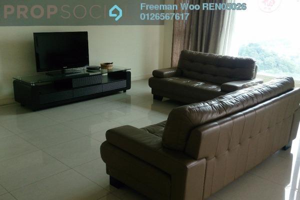 For Sale Condominium at Kiaramas Ayuria, Mont Kiara Freehold Semi Furnished 3R/3B 1.29m