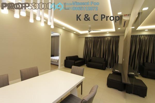 For Rent Serviced Residence at Nova Saujana, Saujana Freehold Fully Furnished 2R/2B 2.8k
