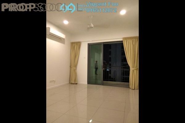 For Rent Serviced Residence at Urbana Residences @ Ara Damansara, Ara Damansara Leasehold Semi Furnished 3R/3B 2.5k