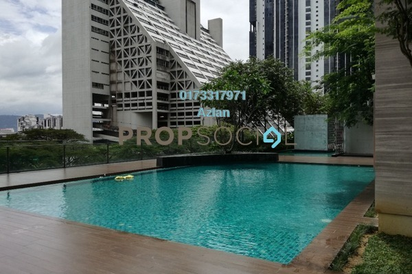 For Sale Condominium at The Elements, Ampang Hilir Freehold Fully Furnished 4R/4B 1.1m
