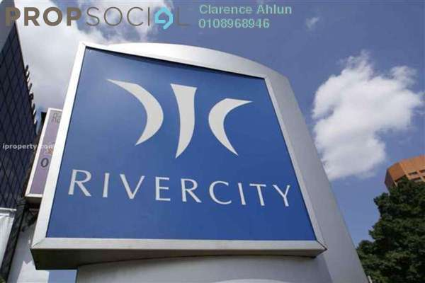 For Sale Condominium at Rivercity, Sentul Freehold Semi Furnished 3R/3B 658k