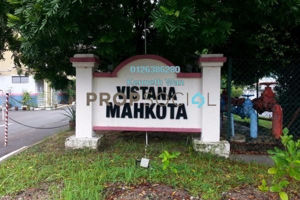 For Rent Apartment at Vistana Mahkota, Bandar Mahkota Cheras Freehold Unfurnished 3R/2B 900translationmissing:en.pricing.unit