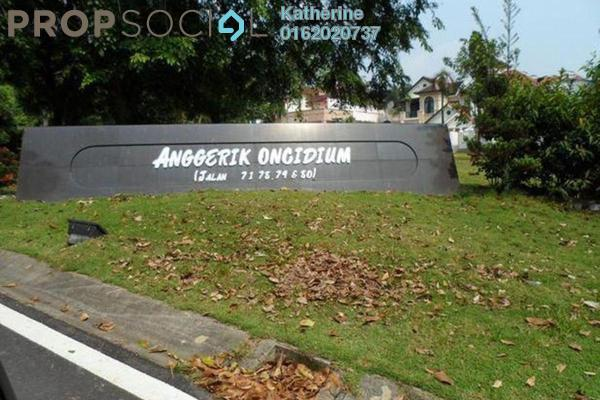 For Sale Superlink at Kota Kemuning Hills, Kota Kemuning Freehold Unfurnished 5R/3B 680k