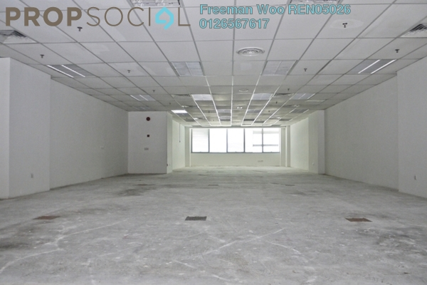 For Sale Condominium at Plaza Sentral, KL Sentral Freehold Unfurnished 0R/2B 2.84m