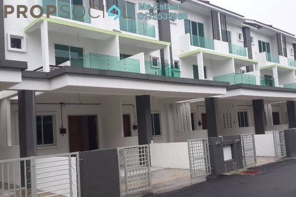 For Rent Terrace at Maple Residence, Butterworth Freehold Unfurnished 5R/5B 1.2k