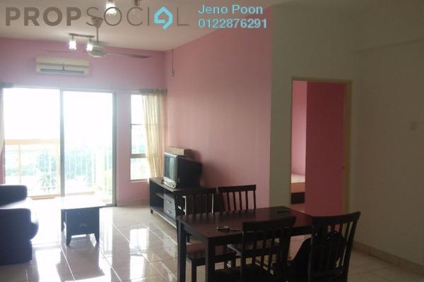 For Rent Condominium at Endah Puri, Sri Petaling Leasehold Fully Furnished 3R/2B 2k
