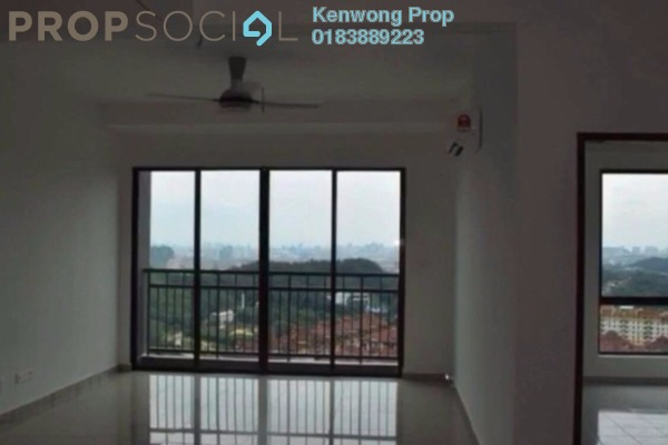 For Rent Condominium at V-Residensi, Selayang Heights Leasehold Semi Furnished 3R/2B 1.6k