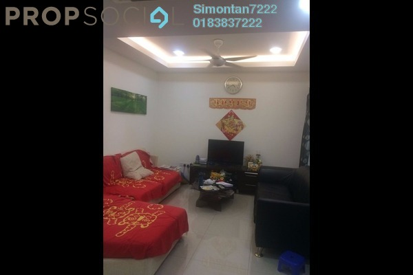 For Sale Terrace at USJ 1, UEP Subang Jaya Leasehold Semi Furnished 4R/3B 700k