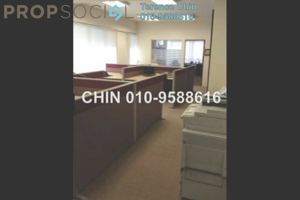 For Sale Office at Dana 1 Commercial Centre, Ara Damansara Leasehold Fully Furnished 0R/0B 700k