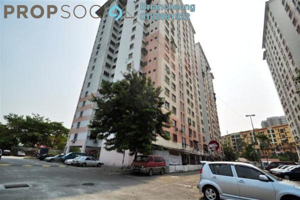 For Sale Apartment at Pelangi Damansara, Bandar Utama Leasehold Unfurnished 3R/2B 145k