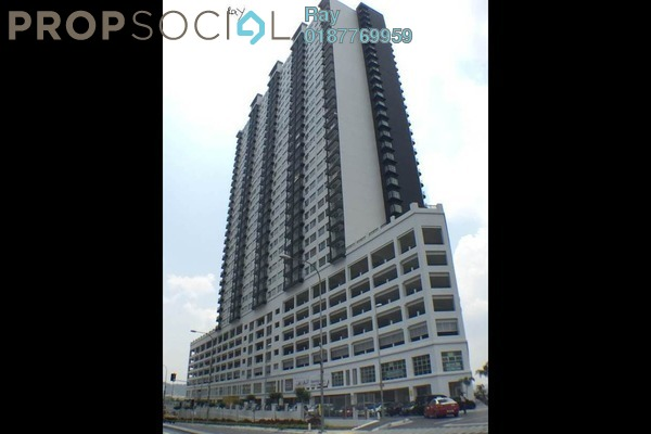 For Sale Condominium at OUG Parklane, Old Klang Road Freehold Semi Furnished 3R/2B 395k