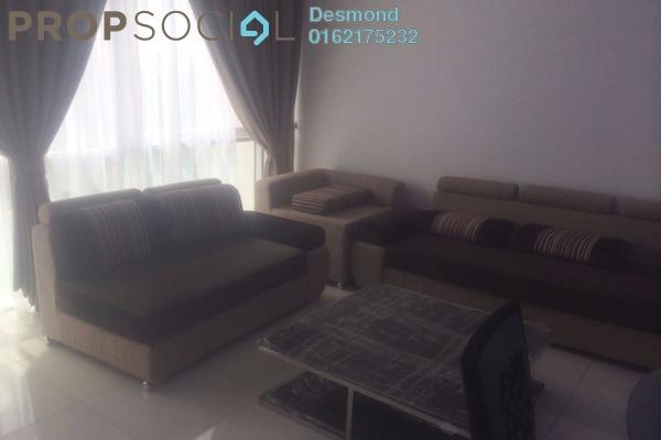 For Rent Condominium at Seringin Residences, Kuchai Lama Freehold Fully Furnished 3R/3B 3.2k