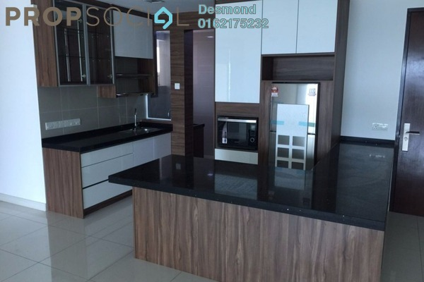 For Rent Condominium at Seringin Residences, Kuchai Lama Freehold Semi Furnished 4R/4B 3.5k