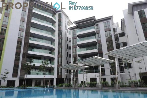 For Rent Condominium at Serin Residency, Cyberjaya Freehold Fully Furnished 3R/2B 2.25k