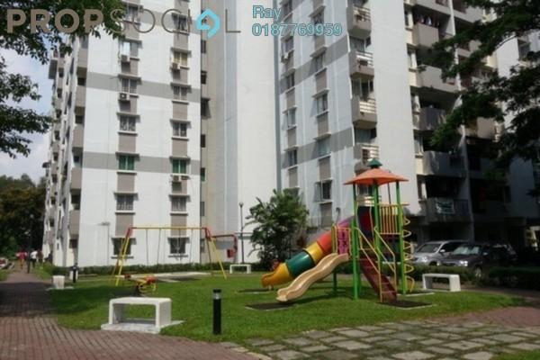 For Rent Condominium at Miharja Condominium, Cheras Leasehold Semi Furnished 3R/2B 1.6k