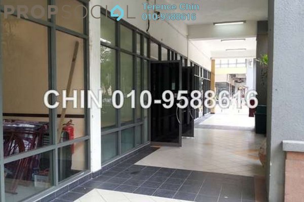 For Sale Condominium at Perdana Exclusive, Damansara Perdana Leasehold Semi Furnished 4R/3B 4m