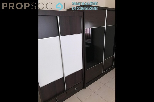 For Rent Apartment at Sunway VeloCity, Cheras Freehold Fully Furnished 4R/2B 1.8k