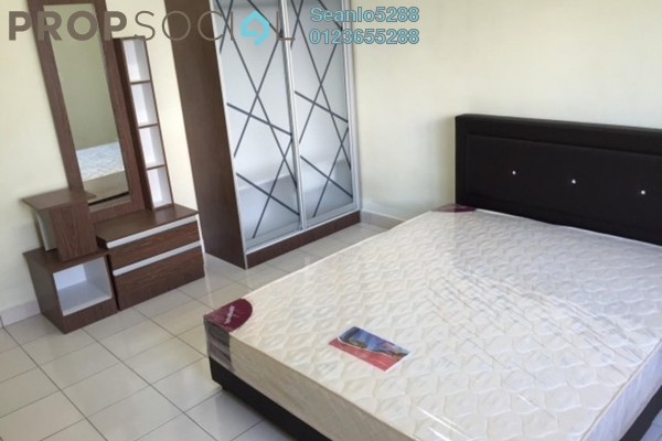For Rent Apartment at Sunway VeloCity, Cheras Freehold Semi Furnished 4R/2B 2k