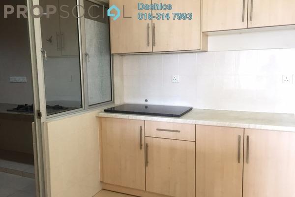 For Rent Condominium at Koi Tropika, Puchong Leasehold Semi Furnished 3R/2B 1.2k