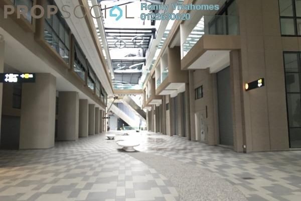For Rent SoHo/Studio at Icon City, Petaling Jaya Leasehold Unfurnished 0R/1B 3k