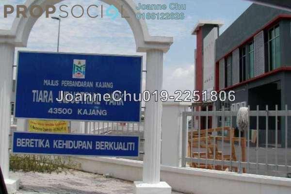 For Sale Factory at Tiara Desaru Seaview Residence, Kota Tinggi Freehold Unfurnished 0R/0B 3.6m