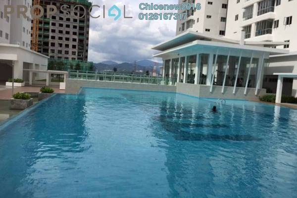 For Rent Condominium at Maxim Citilights, Sentul Leasehold Unfurnished 2R/2B 1.2k