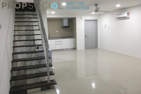 For Rent Condominium at Arte SW, Shah Alam Leasehold Semi Furnished 2R/2B 1.85k