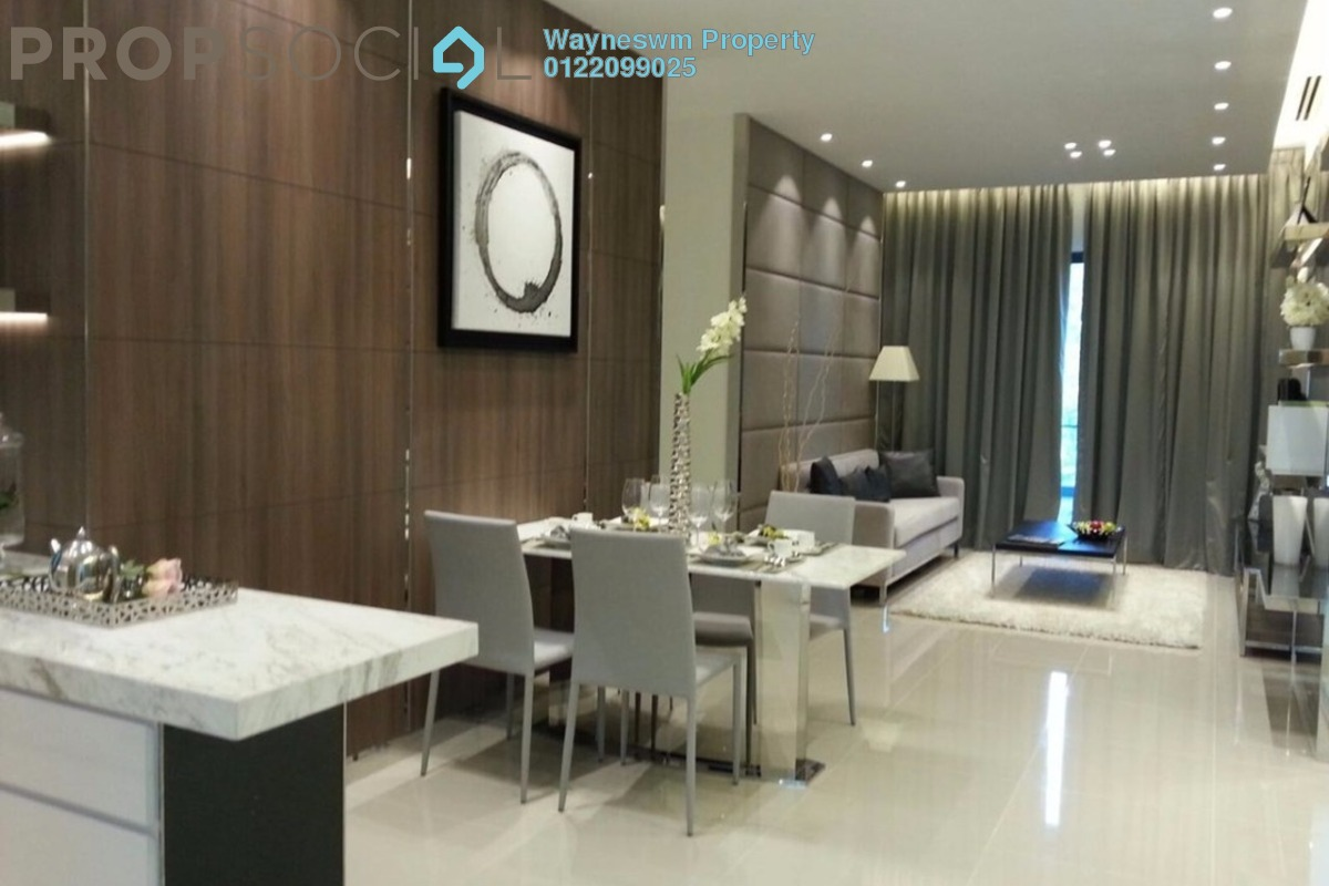 Serviced Residence For Sale at United Point Residence, Segambut by Wayneswm Property