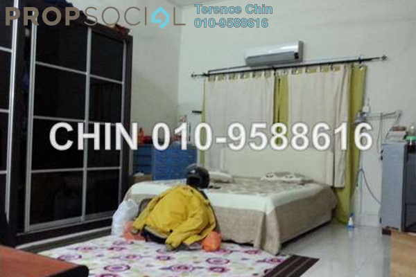 For Sale Condominium at Ampang Prima, Ampang Leasehold Semi Furnished 3R/2B 730k