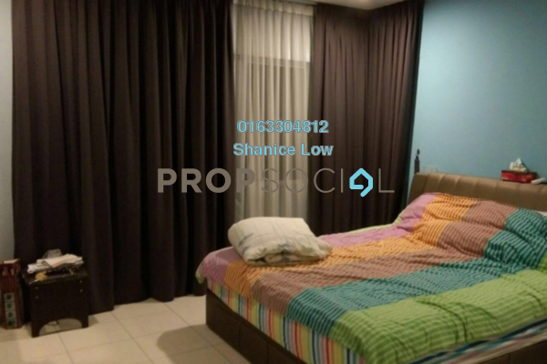 For Sale Terrace at Taman Bukit Maluri, Kepong Leasehold Semi Furnished 3R/2B 988k