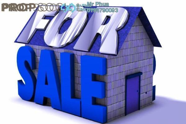 For Sale Terrace at Juru Heights, Juru Freehold Unfurnished 4R/3B 495k