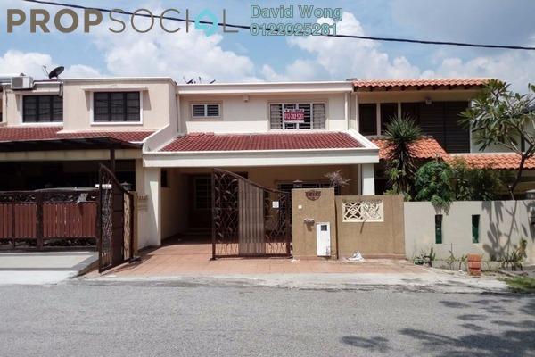 For Sale Terrace at SS4, Kelana Jaya Freehold Fully Furnished 4R/3B 1.38m