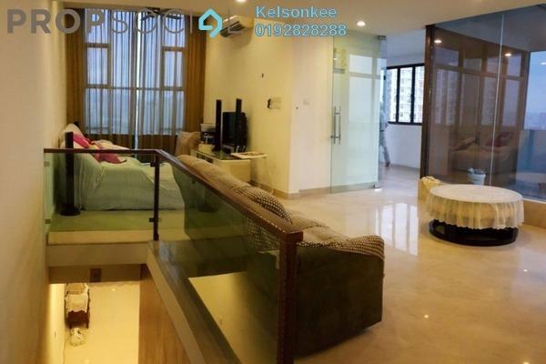 For Sale Condominium at Diamond Residences, Setapak Freehold Fully Furnished 5R/2B 1.08m