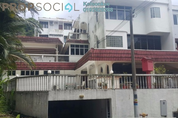 For Sale Terrace at Dataran Ukay, Ukay Freehold Fully Furnished 6R/5B 2.5m